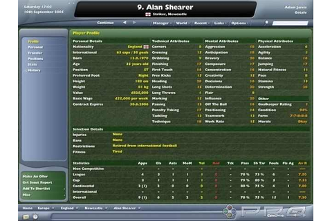 Football Manager 2006 Download Free Full Game | Speed-New