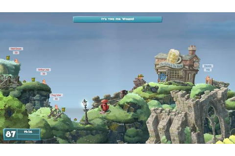 Worms W.M.D Game Free Download - Game Vilal Blog