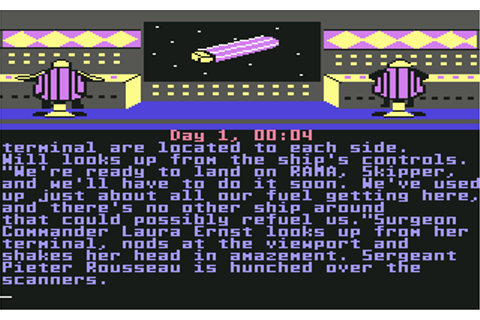Download Rendezvous with Rama - My Abandonware