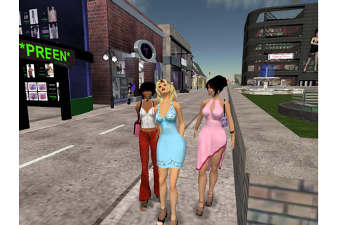 Second Life Free MMO Social Game, Cheats & Review ...