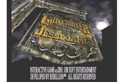 Gunfighter, The Legend of Jesse James - Walking to ...