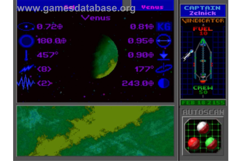 Star Control 2 - Panasonic 3DO - Games Database