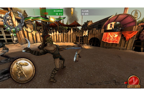 The Windows Phone action game I, Gladiator is this week's ...