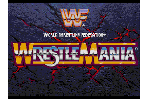 WWF WrestleMania - The Arcade Game (USA) (Alpha) ROM