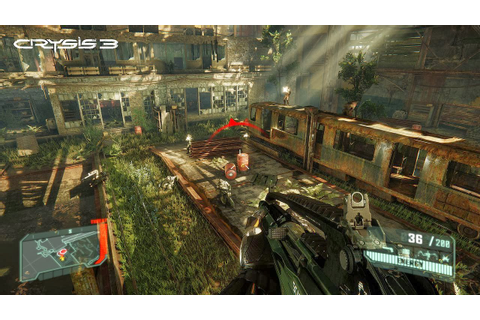 Crysis 3 Game Free Download Full Version For Pc
