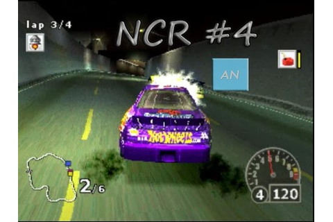Nascar Rumble - Tornado #4 Nostalgya Old Game - YouTube