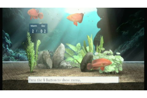Classic Game Room HD - MY AQUARIUM for Nintendo Wii ...