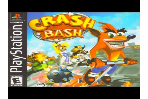 Crash Bash Game Review (PSX) (2000) - YouTube