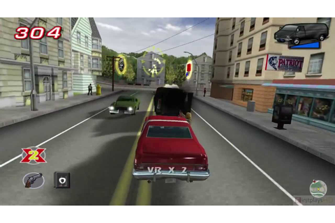 Starsky & Hutch PC Gameplay 1080P - YouTube