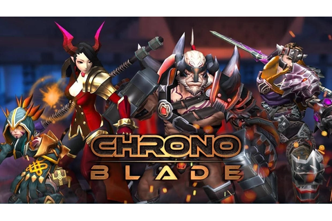 ChronoBlade – Action mobile game soft-launches in selected ...