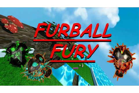Furball Fury Trailer - Games Fleadh 2017 Entry - YouTube