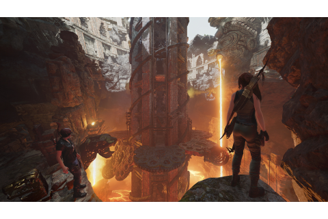 Shadow of the Tomb Raider's first DLC is a lava-filled co ...