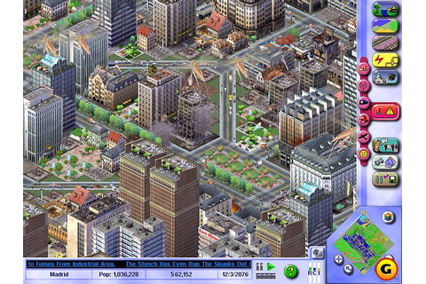 Download SimCity 3000 Unlimited Full PC Game for Free