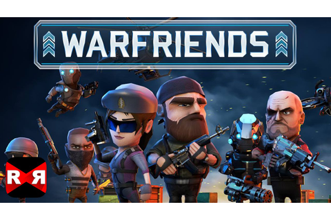 WarFriends (By Chillingo) - iOS / Android - Gameplay Video ...