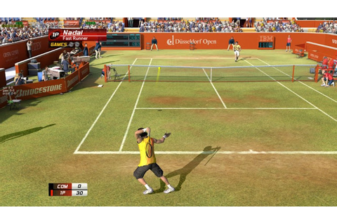 Virtua Tennis 3 - PC Full Version Free Download