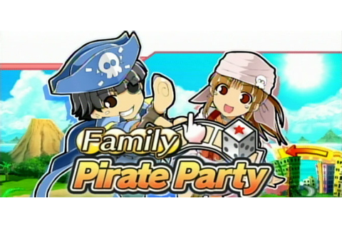 Family Pirate Party (WiiWare) News