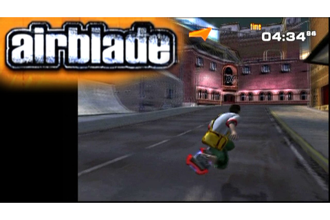 AirBlade ... (PS2) - YouTube