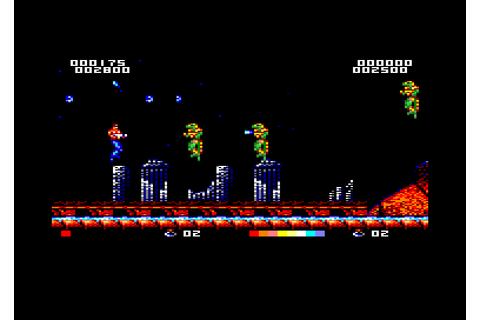Forgotten Worlds (1989)(US Gold) - ROMs Amstrad CPC ...