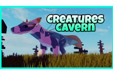New Creatures! - Creatures Cavern (Early Alpha) - YouTube