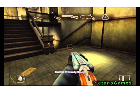 Timesplitters 3: Future Perfect - Virus Mode - Hotel - HD ...