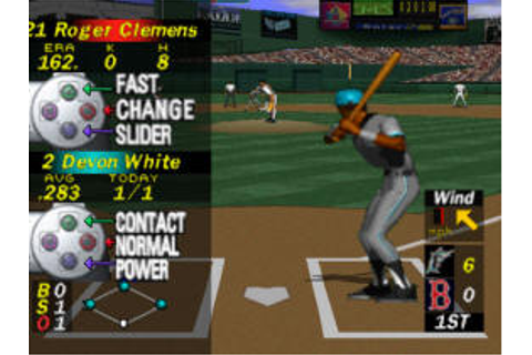The Official PlayStation Museum | MLB Pennant Race - The ...