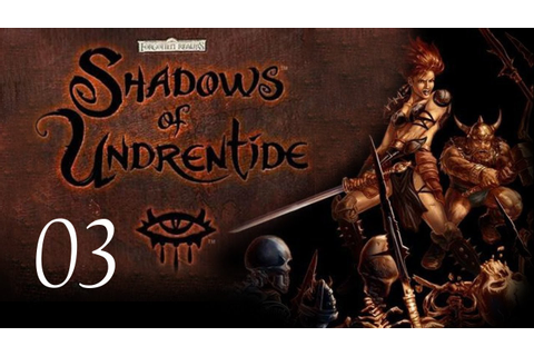 Neverwinter Nights: Shadows of Undrentide - 03 - The ...