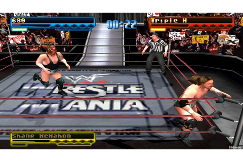 PSX WWF SmackDown Pre-Season Mode Gameplay - YouTube
