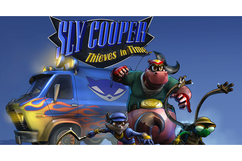 Sly Cooper : Voleurs à travers le temps (Thieves in Time ...