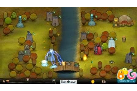 PixelJunk Monsters Game - FREE DOWNLOAD - Free Full ...