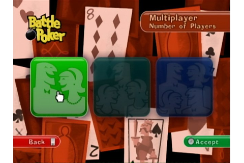Battle Poker (WiiWare) Game Profile | News, Reviews ...