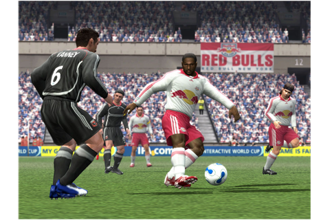 FIFA 08 Game Free Download Setup