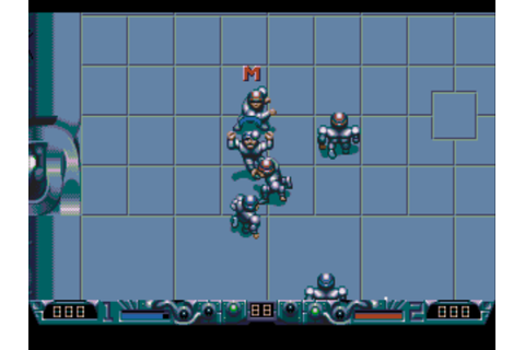 Speedball 2 - Brutal Deluxe (USA) ROM