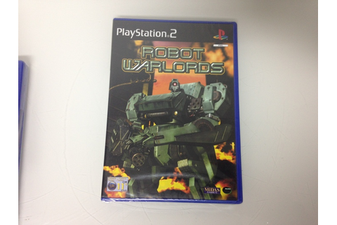 Playstation 2 game: Robot Warlords - Catawiki
