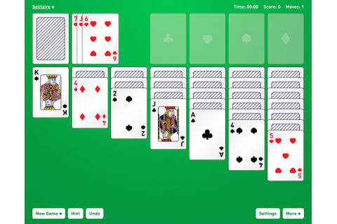 Solitaire: Play Free Online Solitaire Card Games