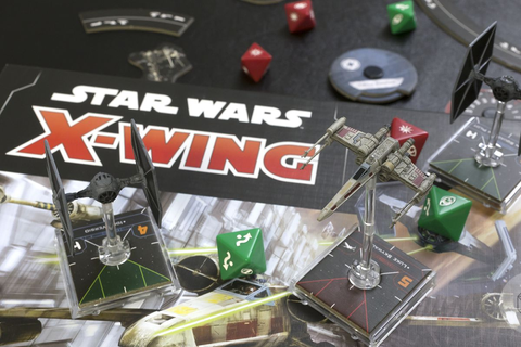 X-Wing Second Edition is the best version of the classic ...