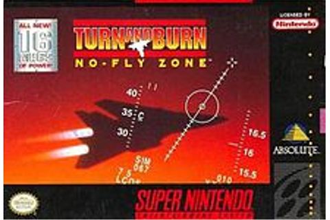 Turn and Burn: No-Fly Zone - Wikipedia