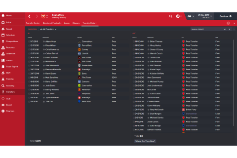 Football Manager 2016 Free Download - CroHasIt - Download ...