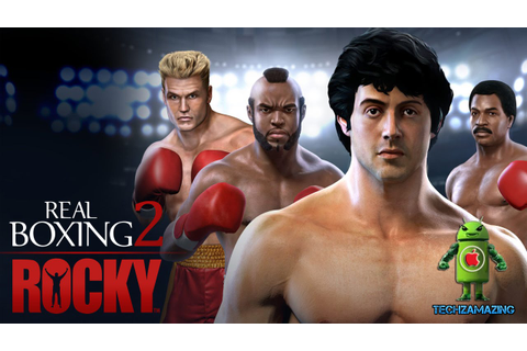 Real Boxing 2 ROCKY (iOS/Android) Gameplay HD - YouTube