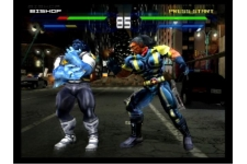 X-MEN - Next Dimension game cheats for PS2 - FREE GAME ...