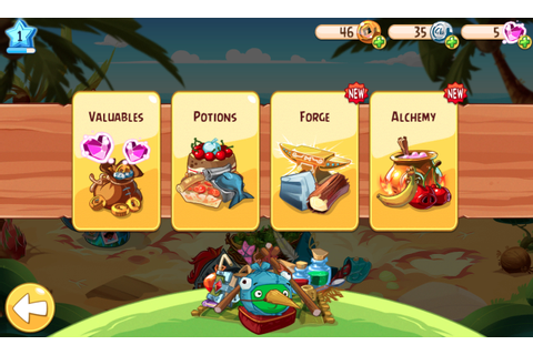 Angry Birds Epic review - All About Windows Phone