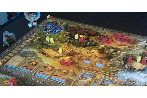 Review: Stone Age » Shut Up & Sit Down