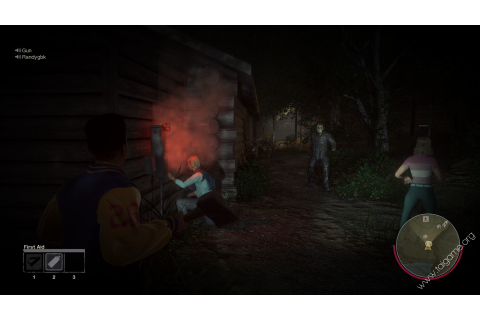 Friday the 13th: The Game - Tai game | Download game Hành động