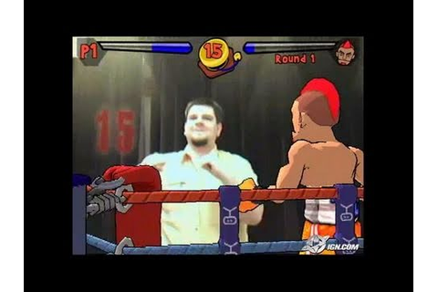 EyeToy: Play 2 PlayStation 2 Gameplay - Boxing - YouTube