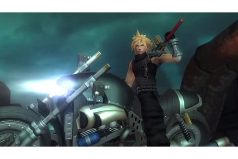 Final Fantasy VII G-Bike TGS 2014 trailer - Gematsu