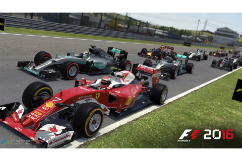Codemasters F1 2016 screenshot · F1 Fanatic