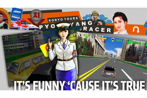 The First North Korean Racing Game Is A Perfect Metaphor ...