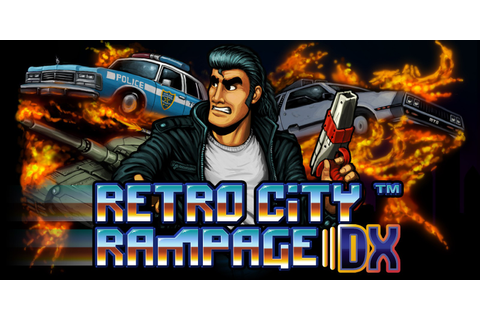 Retro City Rampage DX | Nintendo Switch download software ...