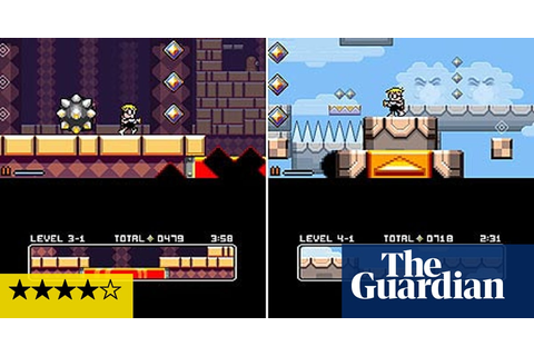 Mutant Mudds – review | Games | The Guardian