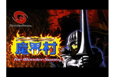 Découv' de Makaimura for WonderSwan - YouTube