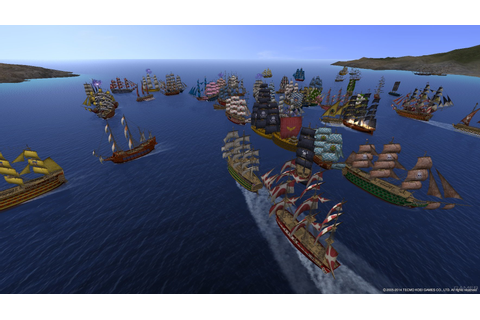 Uncharted Waters Online: Age of Revolution (2005 video game)
